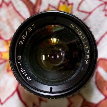 New lens (1 of 2)